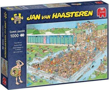 Jan van haasteren - bomvol bad- puzzel 1000st