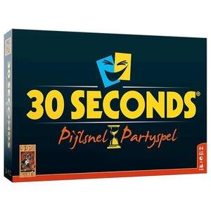 30 seconds - pijlsnel partyspel