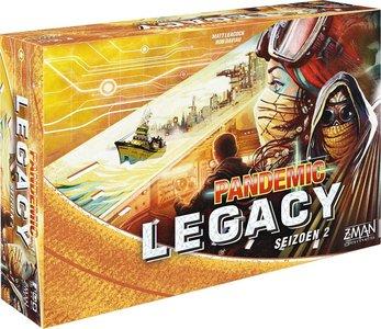 Pandemic legacy yellow seizoen 2 nl editie