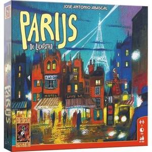 Parijs - de lichtstad