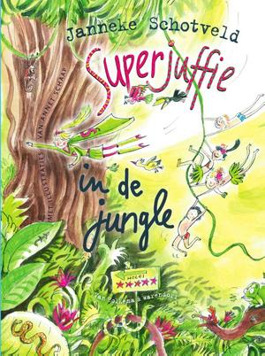 Superjuffie in de jungle
