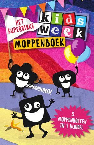 Het superdikke Kidsweek moppenboek