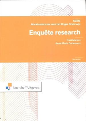 Enquete research