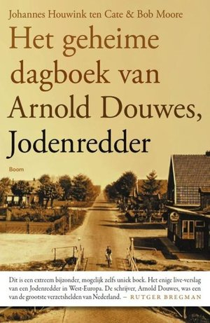 Het geheime dagboek van Arnold Douwes, Jodenredder