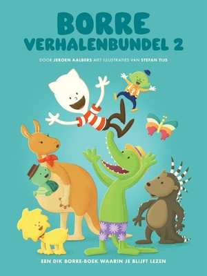 Borre Verhalenbundel 2