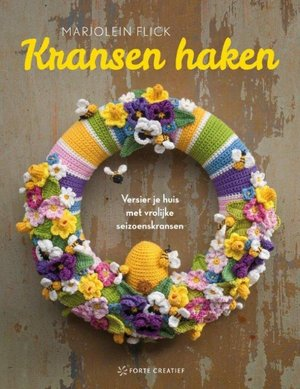 Tessa Van Riet Ernst Happy Colours Haken 9789043918268 Http