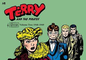 Terry and the Pirates 1948-1949