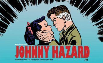 Johnny Hazard the Newspaper Dailies