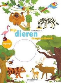 Mijn dieren magneetboek
