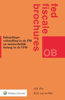 Inhoudingsvrijstelling in de DB en aanmerkelijk belang in de VPB