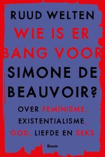 Wie is er bang voor Simone De Beauvoir?