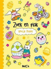 Vrolijk Pasen - zoek en plak