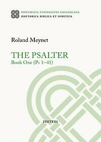 The Psalter. Book One (Ps 1-41)