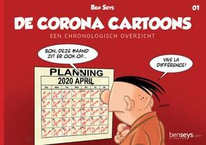 De Corona Cartoons