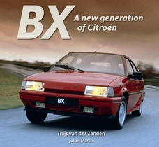 BX, a new generation of Citroën
