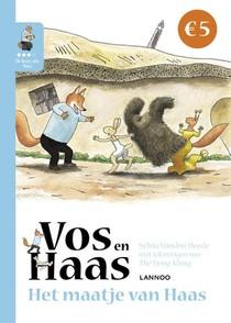 Ik leer lezen met Vos en Haas - Ik lees als Vos - Het maatje van Haas