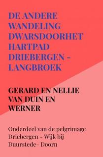 De andere wandeling dwarsdoorhethartpad Driebergen - Langbroek