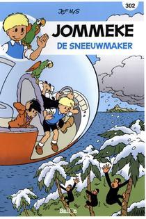 De sneeuwmaker
