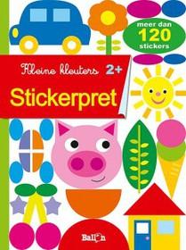 Stickerpret 2+