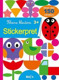 Stickerpret 3+