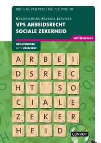 VPS Arbeidsrecht Sociale Zekerheid Opgavenboek 2021-2022