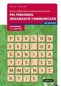 PDL Personeel Organisatie Communicatie Opgavenboek 2021-2022