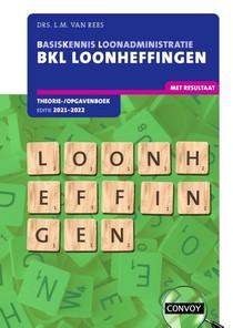 BKL Loonheffingen Theorie-/opgavenboek 2021-2022