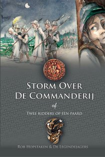 Storm over de commanderij HARDCOVER