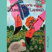 De geboorte van Djingo de Flamingo