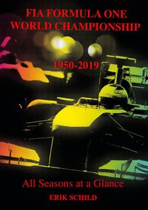 Formula One World Championship 1950-2019