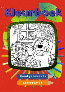 Kleurboek - Met heel veel leuke dieren om in te kleuren !