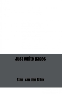 Just white pages