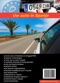 Uw auto in Spanje