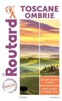 Guide Du Routard ; Toscane, Ombrie (edition 2021/2022)