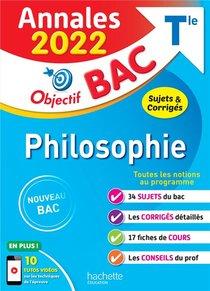 Objectif Bac ; Philosophie ; Terminale ; Annales