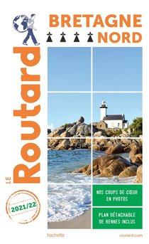 Guide Du Routard ; Bretagne Nord (edition 2021/2022)