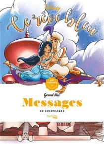 Art-therapie ; Grands Blocs Disney ; Messages