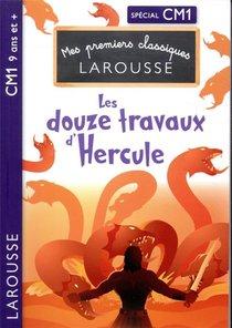 Mes Premiers Classiques Larousse ; Les Douze Travaux D'hercule