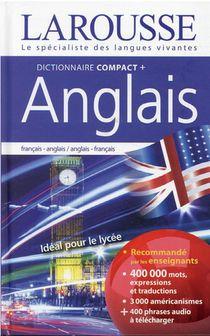 Dictionnaire Compact + : Francais-anglais / Anglais-francais