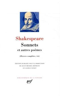 Oeuvres Completes T.8 ; Sonnets Et Autres Poemes