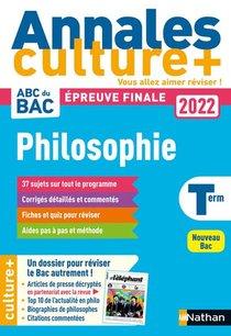 Philosophie : Terminale (edition 2022)