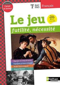 Le Jeu : Futilite, Necessite : Classes Des Lycees