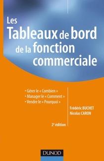 Les Tableaux De Bord De La Fonction Commerciale (2e Edition)