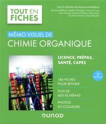 Memo Visuel De Chimie Organique (3e Edition)
