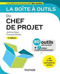 La Boite A Outils ; Du Chef De Projet (3e Edition)