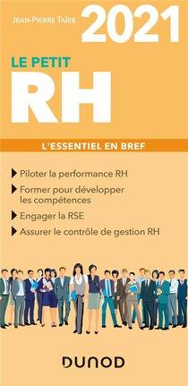 Le Petit Rh ; L'essentiel En Bref (edition 2021)