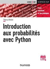 Introduction Aux Probabilites Avec Python : Cours, Exercices Et Cas Pratiques