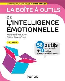 La Boite A Outils ; De L'intelligence Emotionnelle (2e Edition)