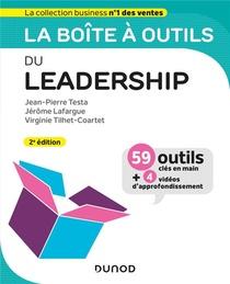 La Boite A Outils ; Du Leadership (2e Edition)