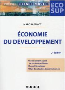 Economie Du Developpement (2e Edition)